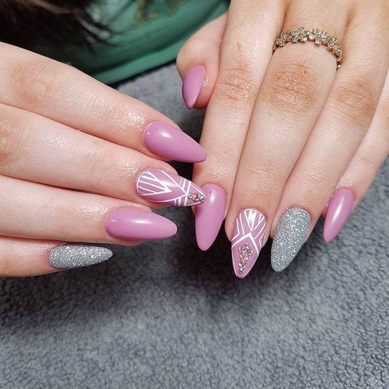 Дизайн Коротких Ногтей Самые Красивые Фото