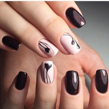 Дизайн ногтей осень - зима 2019-2020: фото новинки