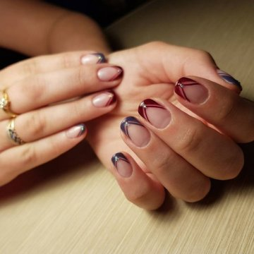 Маникюр на короткие ногти 2020: фото, модные тенденции