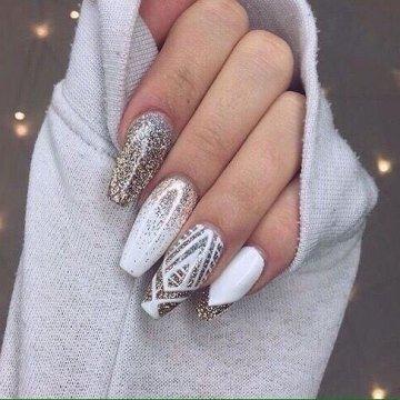 Дизайн длинных ногтей: лучшие фото-новинки 2019