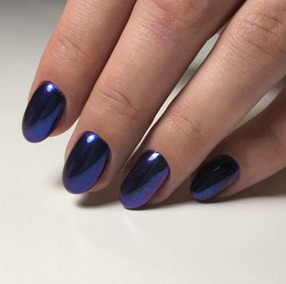 Новомодный дизайн ногтей 17
