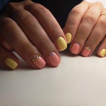 Весенний дизайн ногтей: лучшие фото-новинки 2019