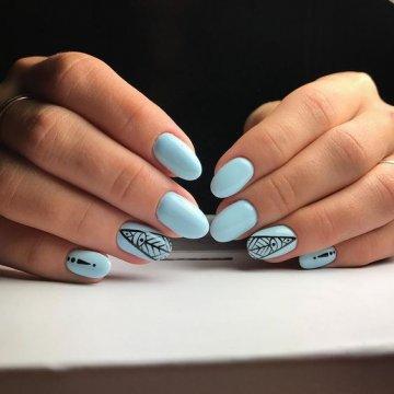 Дизайн ногтей на выпускной 2020: лучшие фото идеи