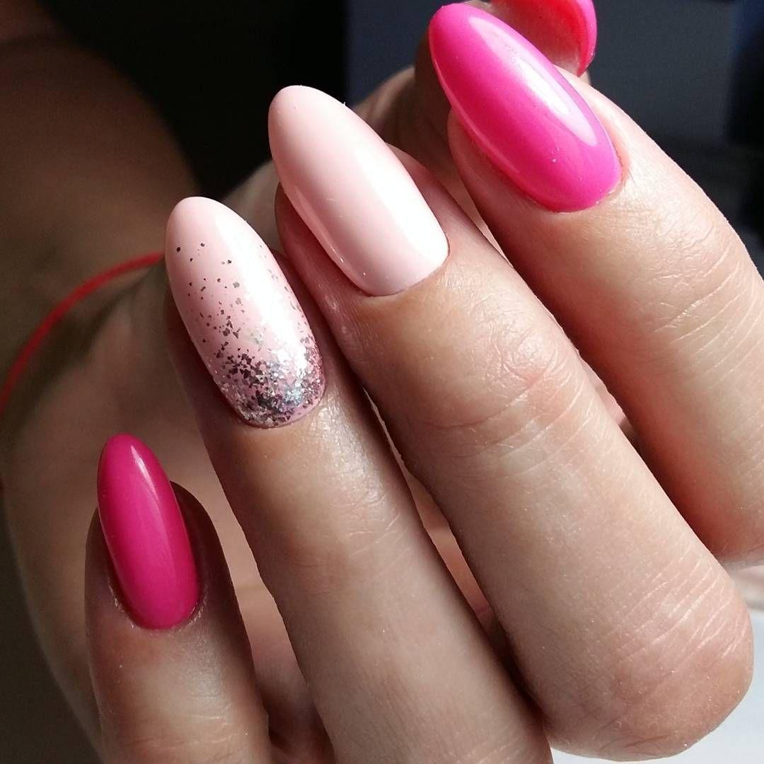 Маникюр на овальные ногти: тенденции 2019 года