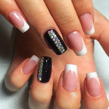 Дизайн нарощенных ногтей: модные тенденции, фото 2018