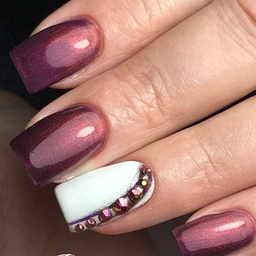 Дизайн нарощенных ногтей: модные тенденции, фото 2020