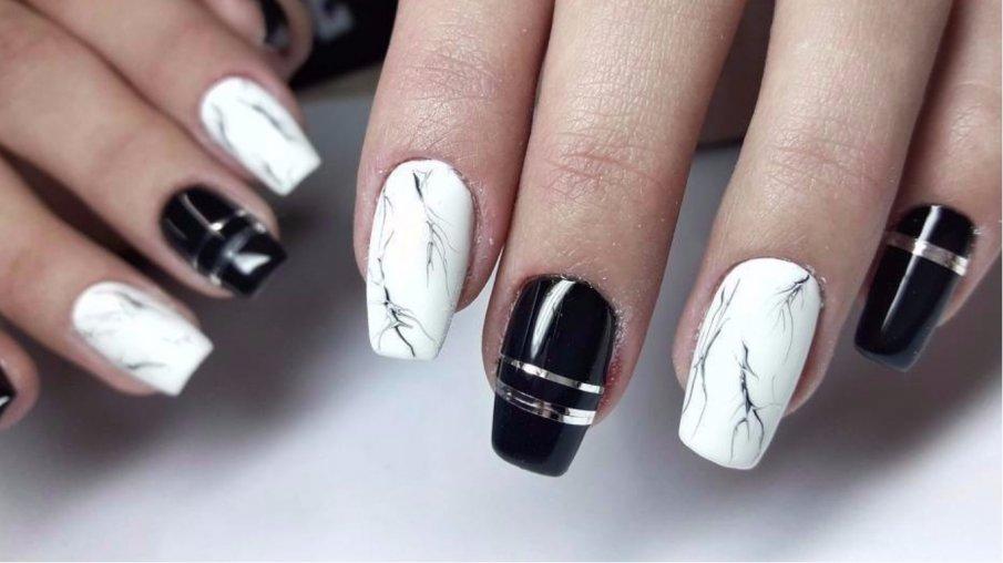 Красивые Ногти Маникюр Шеллак Фото