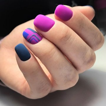 Дизайн ногтей 2019: фото-новинки и модные тенденции