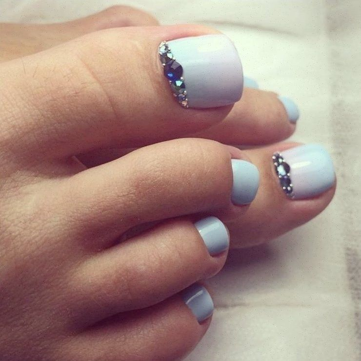 Красивый Белый Маникюр На Короткие Ногти