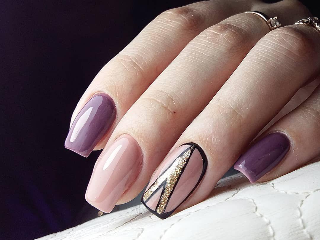 Ногти Дизайн Френч С Рисунком Лето