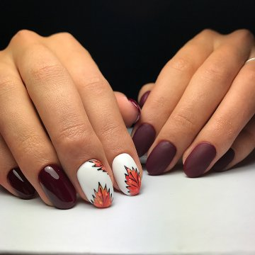Осенний маникюр 2019: модные тенденции, фото