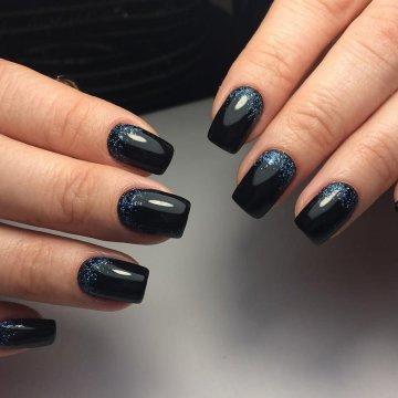 Ногти Модные Идеи Втирка