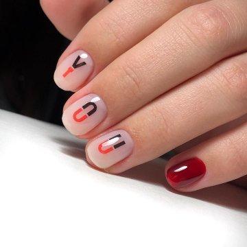 Дизайн ногтей на день святого Валентина: фото 2019