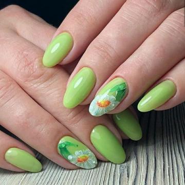 Самые красивые летние ногти маникюр