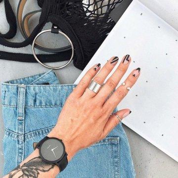 Офисный маникюр 2020-2021: модные тенденции, фотоновинки